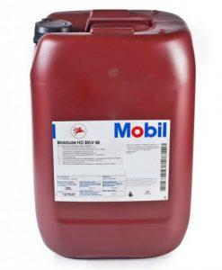 Трансмисионно масло MOBIL MOBILUBE HD 80W90 20L