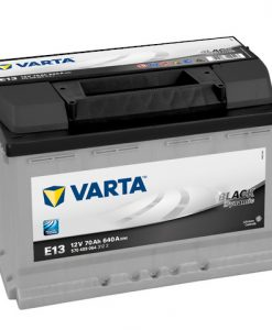 Акумулатор VARTA BLACK DYNAMIC 70AH 600A