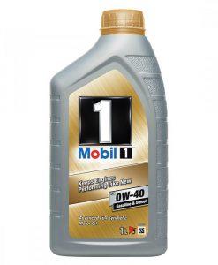Масло MOBIL 1 FS 0W40 1L