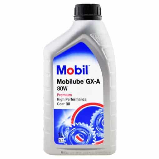 Трансмисионно масло MOBIL MOBILUBE GX-A 80W 1L