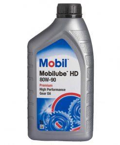 Трансмисионно масло MOBIL MOBILUBE HD 80W90 1L
