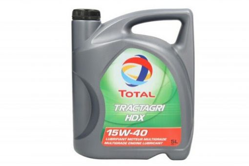 Масло TOTAL TRACTAGRI HDX 15W40 - 5L