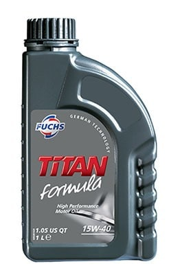 Масло FUCHS TITAN FORMULA 15W40 1L