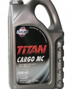 Масло FUCHS TITAN CARGO MC 10W40 5L