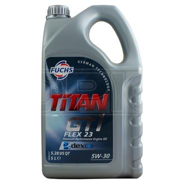 Масло FUCHS TITAN GT1 FLEX 23 5W30 5L