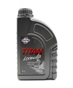 Масло FUCHS TITAN FORMULA 15W40 5L