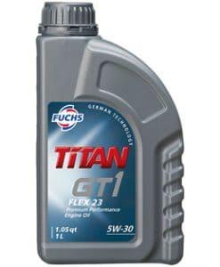 Масло FUCHS TITAN GT1 FLEX 23 5W30 1L