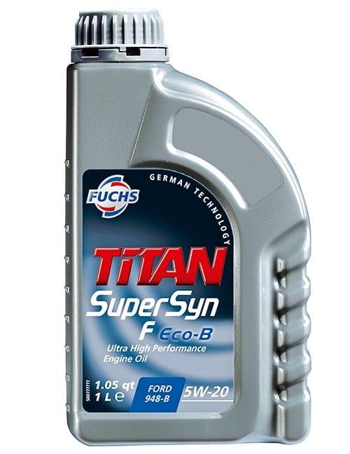 Масло FUCHS TITAN SUPERSYN F ECO-B 5W20 1L