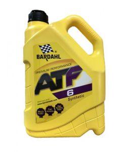 Трансмисионно масло BARDAHL ATF 6 5L