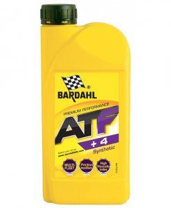 Трансмисионно масло BARDAHL ATF +4 1L