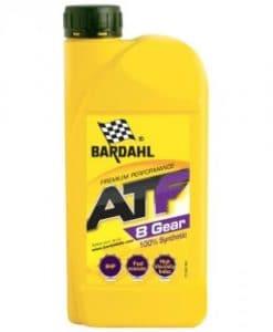 Трансмисионно масло BARDAHL ATF 8 GEAR 1L