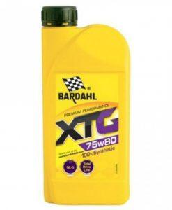 Трансмисионно масло BARDAHL XTG 75W80 1L