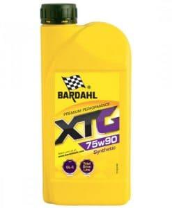 Трансмисионно масло BARDAHL XTG 75W90 1L