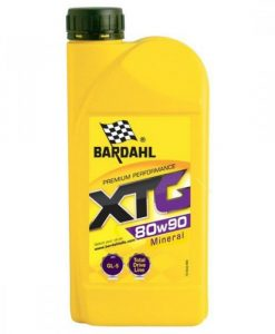 Трансмисионно масло BARDAHL XTG 80W90 1L