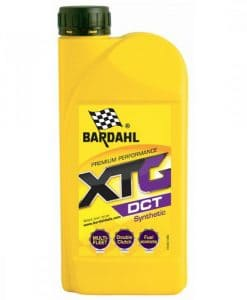 Трансмисионно масло BARDAHL XTG DCT 1L