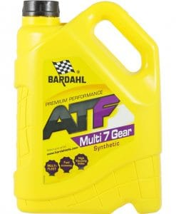 Трансмисионно масло BARDAHL ATF Multi 7 GEAR 5L