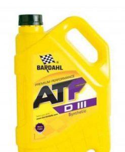 Хидравлично масло BARDAHL ATF DIII 5L
