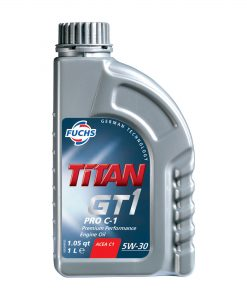 Масло FUCHS TITAN GT1 PRO C-1 5W30 1L