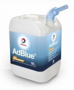 Течност TOTAL ADBLUE 10L