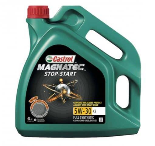 Масло Castrol Magnatec Stop Start 5W30 C2 - 4L