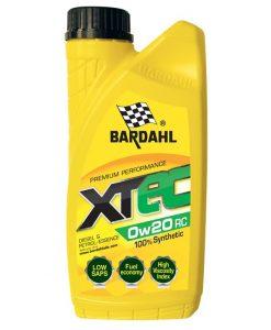 Масло BARDAHL XTEC 0W20 RC - 1L