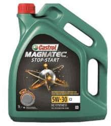 Масло Castrol Magnatec Stop Start 5W30 C2 - 5L