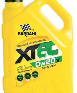 Масло BARDAHL XTEC 0W20 V - 5L