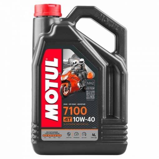 Масло MOTUL 7100 4T 10w40 - 4L