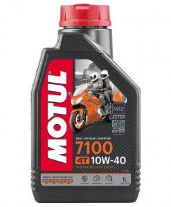 Масло MOTUL 7100 4T 10w40 - 1L