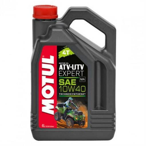 Масло Motul ATV EXPERT 10W40 - 4L