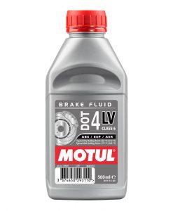 Спирачна течност MOTUL DOT 4 LV brake fluid - 0.5L