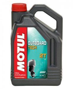 Масло MOTUL OUTBOARD TECH 2T 5L