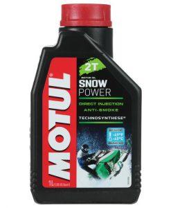 Масло Motul SNOWPOWER 2T - 1L