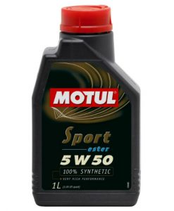 Масло MOTUL SPORT 5W50 - 1L