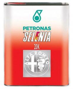 Масло Selenia 20K ALFA ROMEO 10w40 - 2L