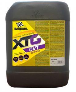 Трансмисионно масло BARDAHL XTG CVT 20L