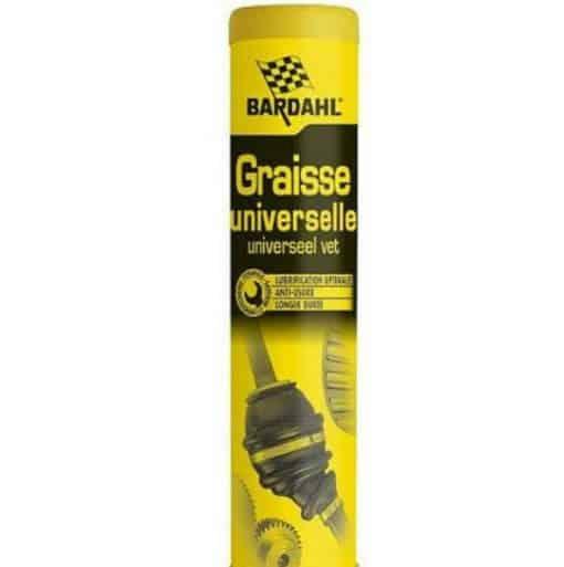 Универсална литиева грес BARDAHL BAR-1528 - 400ml