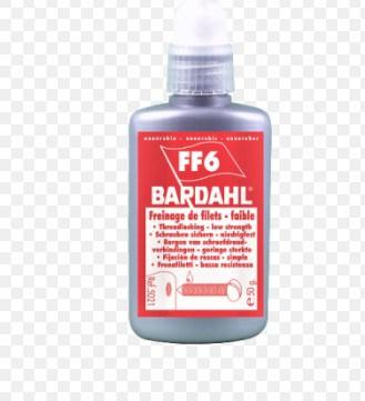 Гел за фиксиране на резби FF6 BARDAHL BAR-5021- 50ml