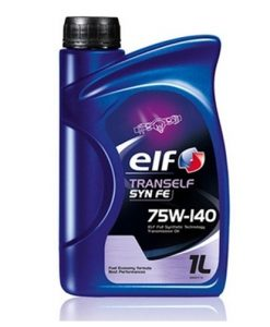 Трансмисионно масло ELF TRANSELF SYN FE 75W140 1L