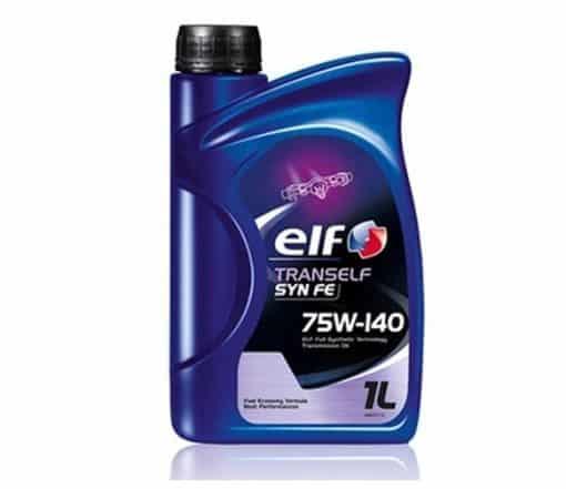 Трансмисионно масло ELF TRANSELF SYN FE 75W140 1L