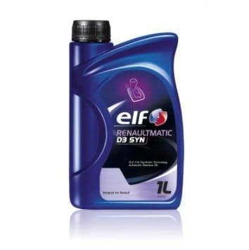 Трансмисионно масло ELF RENAULTMATIC D3 SYN 1L