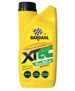 Масло BARDAHL XTEC 5W30 RC 1L