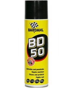 Лубрикант деблокиращ многофункционален BD-50 BARDAHL BAR-3321- 500ml