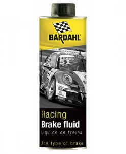 Спирачна течност 328°С DOT 4 SLR Bardahl BAR-13109 - 0.5L