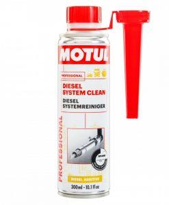 Добавка MOTUL DIESEL SYSTEM CLEAN - 300ML