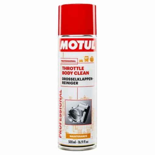 Добавка MOTUL THROTTLE BODY CLEAN - 500ML