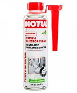 Добавка MOTUL VALVE & INJECTOR CLEAN - 300ML