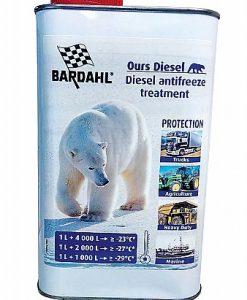 Препарат против замръзване - дизел Bardahl BAR-5580 1L