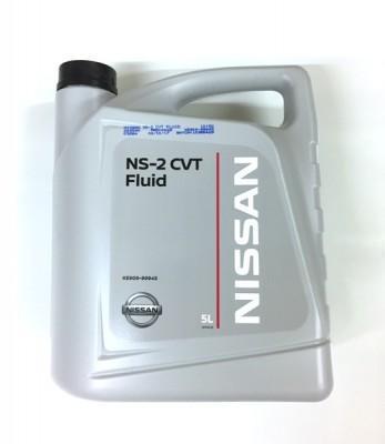 Оригинално масло Nissan CVT NS-2 (KE90999945) 5L