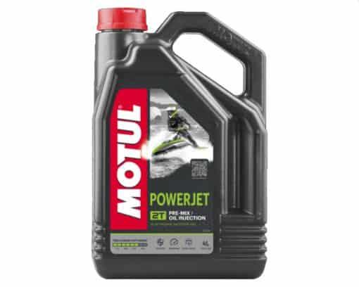 Масло Motul POWERJET 2T - 4L
